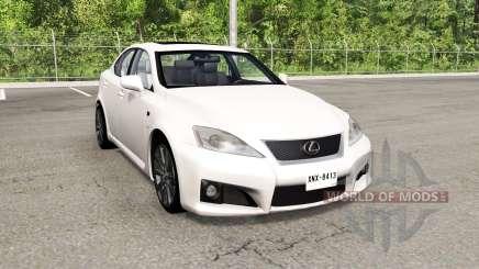 Lexus IS (XE20) для BeamNG Drive