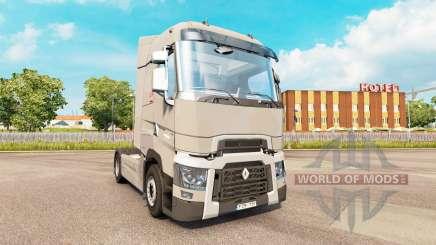 Renault T для Euro Truck Simulator 2