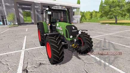 Fendt 820 Vario TMS для Farming Simulator 2017