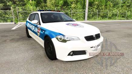 ETK 800-Series Policija v0.05 для BeamNG Drive