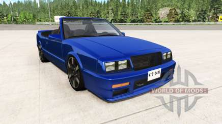 Bruckell LeGran coupe & convertible для BeamNG Drive