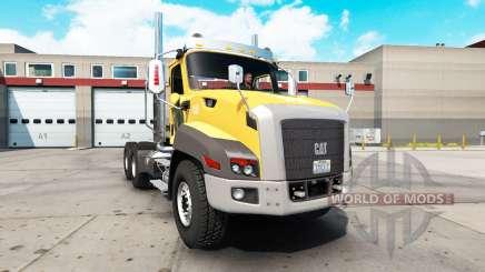 Caterpillar CT660 v2.0 для American Truck Simulator