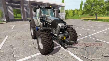 Deutz-Fahr Agrotron 7250 TTV warrior v5.2 для Farming Simulator 2017