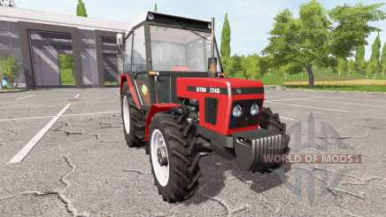 Zetor 7245 v2.0 для Farming Simulator 2017
