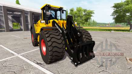 Volvo L220H для Farming Simulator 2017