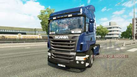 Scania R420 v2.0 для Euro Truck Simulator 2
