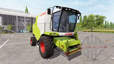 CLAAS Tucano 320 для Farming Simulator 2017