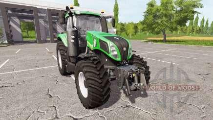 New Holland T8.320 green edition для Farming Simulator 2017