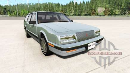 Bruckell LeGran grand wagon для BeamNG Drive