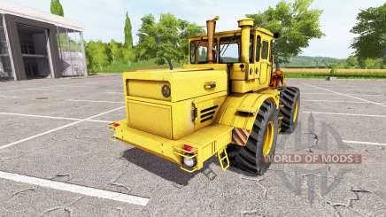 Кировец К-701 v2.0 для Farming Simulator 2017