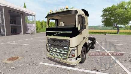 Volvo FH 540 v1.1 для Farming Simulator 2017
