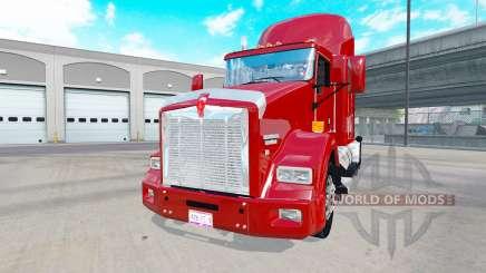 Kenworth T800 для American Truck Simulator