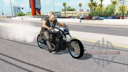 Harley-Davidson для трафика для American Truck Simulator