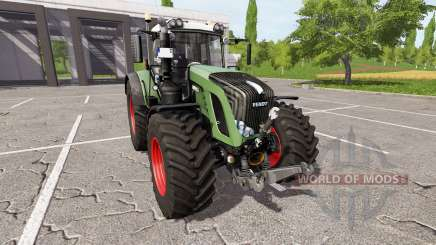 Fendt 924 Vario для Farming Simulator 2017