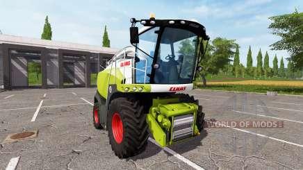CLAAS Jaguar 840 v1.1 для Farming Simulator 2017
