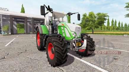 Fendt 514 Vario SCR для Farming Simulator 2017