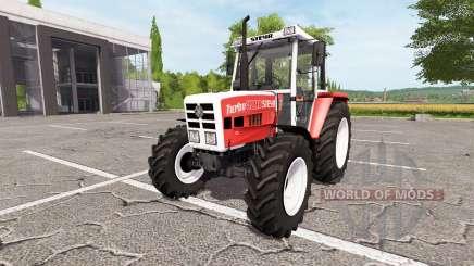 Steyr 8090A Turbo SK2 v2.1 для Farming Simulator 2017
