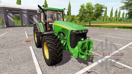 John Deere 8220 для Farming Simulator 2017