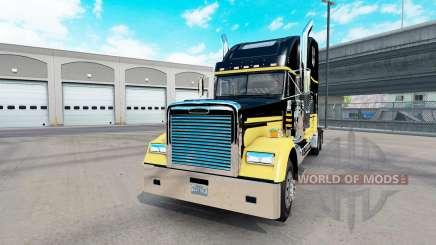 Freightliner Classic XL custom v2.1 для American Truck Simulator