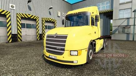 Урал-6464 v0.2 для Euro Truck Simulator 2