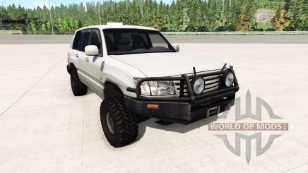 Toyota Land Cruiser 100 v0.5.2 для BeamNG Drive