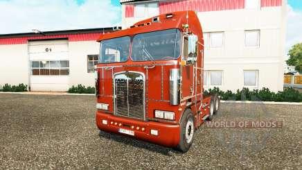 Kenworth K100 v4.0 для Euro Truck Simulator 2