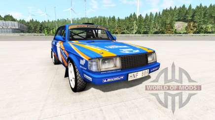 Volvo 242 LE для BeamNG Drive