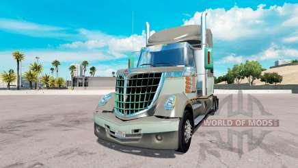 International LoneStar v2.3.2 для American Truck Simulator