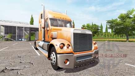 Freightliner Coronado v1.2 для Farming Simulator 2017