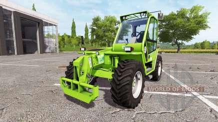 Merlo P41.7 Turbofarmer v2.0 для Farming Simulator 2017