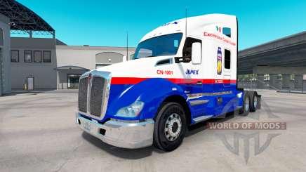 Скин Jumex на тягач Kenworth T680 для American Truck Simulator