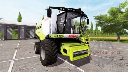CLAAS Lexion 780 v2.0 для Farming Simulator 2017