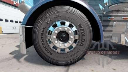 Реальные шины v1.5 для American Truck Simulator