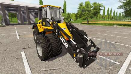 JCB 435S для Farming Simulator 2017