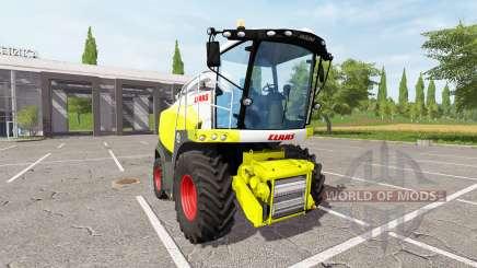 CLAAS Jaguar 870 v3.0 для Farming Simulator 2017