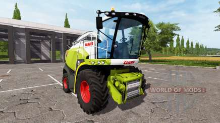 CLAAS Jaguar 870 v2.0 для Farming Simulator 2017