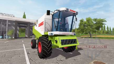 CLAAS Lexion 480 для Farming Simulator 2017