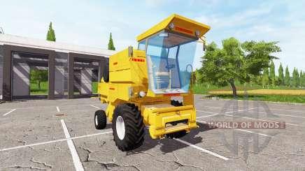 New Holland Clayson 8070 для Farming Simulator 2017
