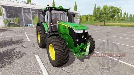 John Deere 7270R v1.1 для Farming Simulator 2017