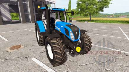 New Holland T7.240 для Farming Simulator 2017