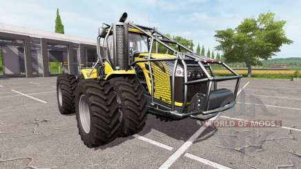 Challenger MT955E forest edition для Farming Simulator 2017