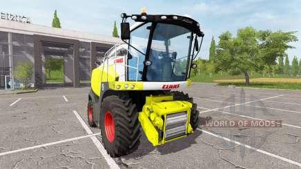 CLAAS Jaguar 860 для Farming Simulator 2017