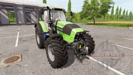 Deutz-Fahr Agrotron 7210 TTV v1.1.1 для Farming Simulator 2017