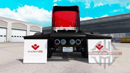 Сборник брызговиков для American Truck Simulator