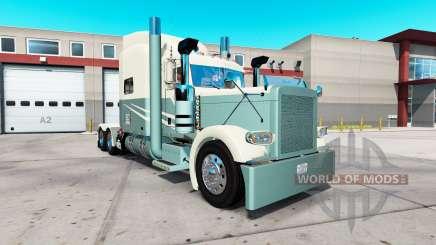 Скин Dreamscape на тягач Peterbilt 389 для American Truck Simulator