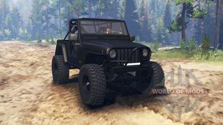 Jeep Wrangler (TJ) для Spin Tires