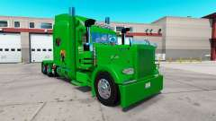 Скин Boyd Transportation на тягач Peterbilt 389