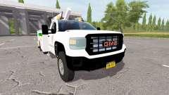 GMC Sierra 3500HD service