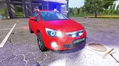 Opel Astra Sports Tourer (J)