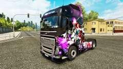 Скин League of Legends на тягач Volvo